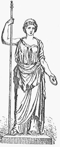 Hera göttin